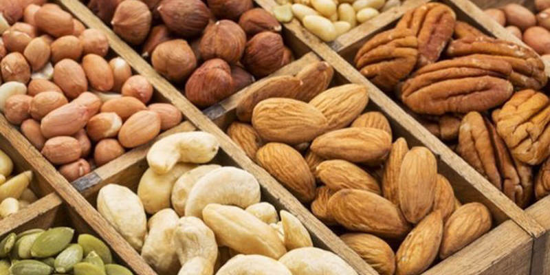 Dry fruits/Condied fruits